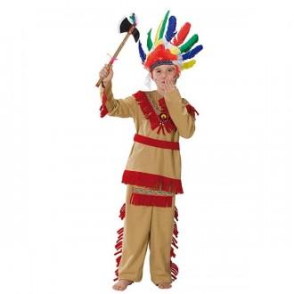 Kostýmy - Indián new
