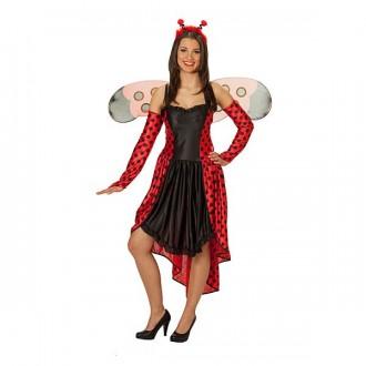 Kostýmy - Lienka šaty