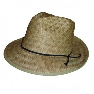 Klobúky - Slamený klobúk záhradnícky
