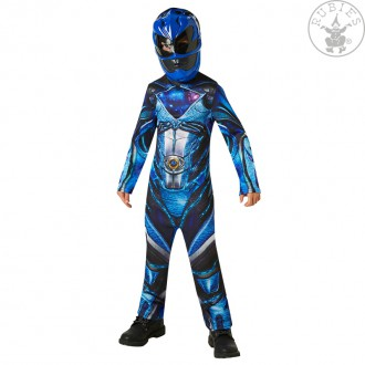 Kostýmy - Blue Power Ranger  Classic - detský