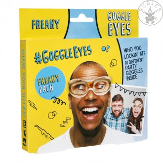 Okuliare - Freaky Google Eyes