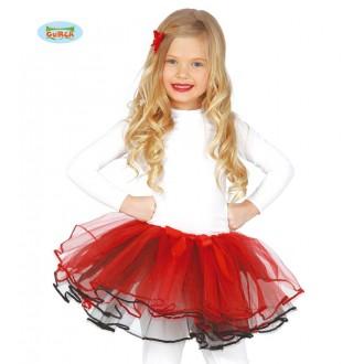 Kostýmy - Detská tutu sukienka 25 cm