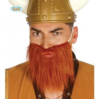 Doplnky - Hrdzavá brada