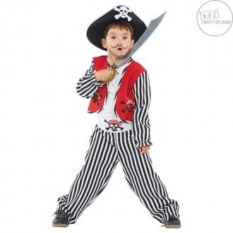 Kostýmy - Malý pirát Ben - kostým