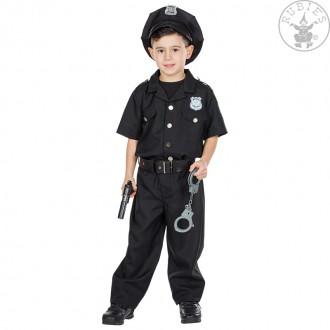 Kostýmy - Policajný dôstojník - kostým