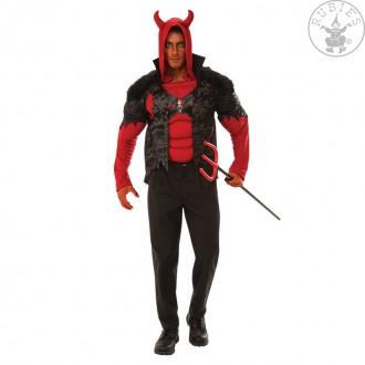Mikuláš, anjel, čert - Devil - kostým