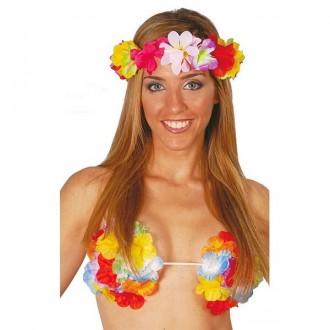 Havaj - Podprsenka z kvetov