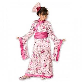 Kostýmy - Ázijská princezná