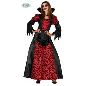 Halloween - Vampiress - kostým