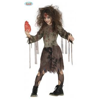 Kostýmy - Zombie dievča