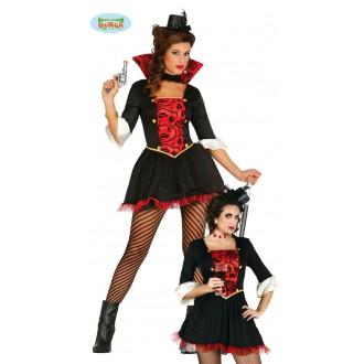 Halloween - VAMPIRE COUNTESS - kostým