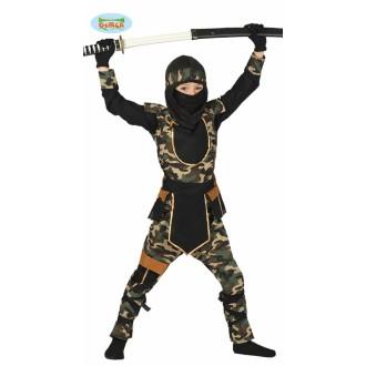 Kostýmy - Ninja Commando - kostým