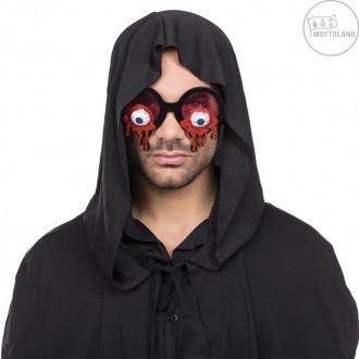 Okuliare - Okuliare s krvavými očami