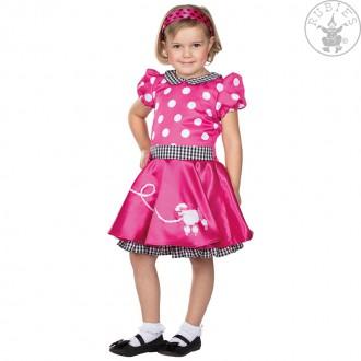 Kostýmy - Fiftys - šaty