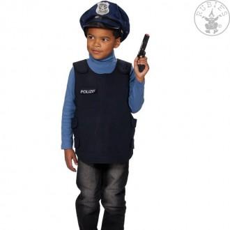 Kostýmy - Policajná nepriestrelná vesta