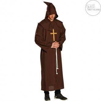 Kostýmy - Mních s kapucňou