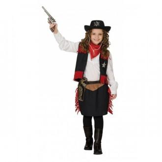 Kostýmy - Karnevalový kostým kovbojka