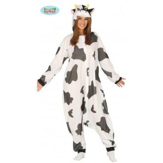 Kostýmy - Kombinéza kravička