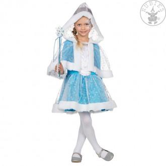 Kostýmy - Kostým snehová princezná