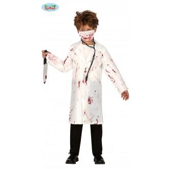 Halloween - Bláznivý zubár - kostým