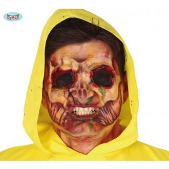 Halloween - Čierne oči - aplikácie s lepidlom
