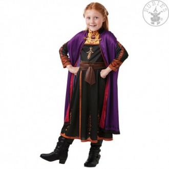 Kostýmy - Kostým Anna - Ľadové kráľovstvo 2