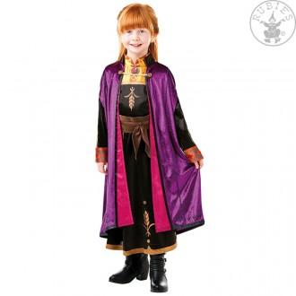 Kostýmy - Kostým Anna detský - Ľadové kráľovstvo 2