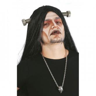 Halloween - Skrutka v hlave so sponou