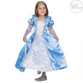 Kostýmy - Kostým zimná princezná