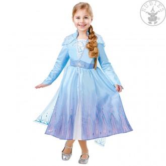 Kostýmy - Elsa Frozen 2 Deluxe - kostým