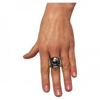 Bižutéria - Pirátsky prsteň