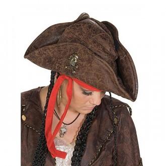 Klobúky - Pirát Jack Sparrow