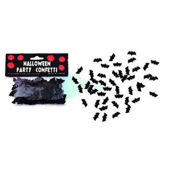 Párty doplnky - Konfety netopier
