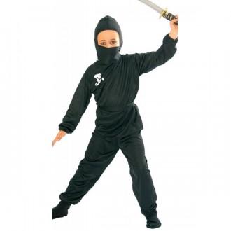 Kostýmy - Kostým Ninja - detský