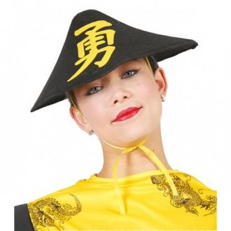 Klobúky - Čínsky klobúk