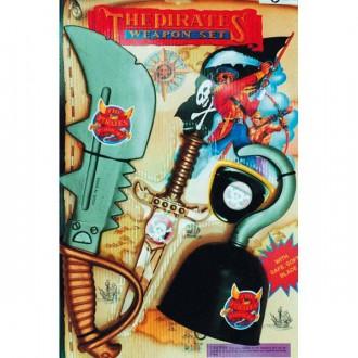 Piráti - Pirátsky set 3dielny