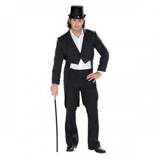 Kostýmy - Frak čierny