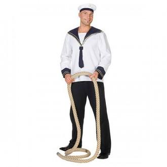 Kostýmy - Námorník - blúza