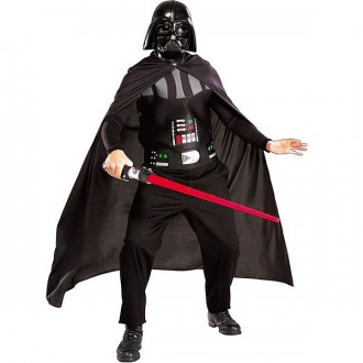 Kostýmy - Darth Vader Blister dospelý - Star Wars
