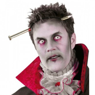 Halloween - Spona - klinec v hlave