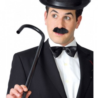Doplnky - Hůlka Chaplin