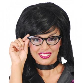 Okuliare - Okuliare 60-te roky čierne