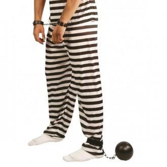 Doplnky - Väzenskej okovy (guľa)