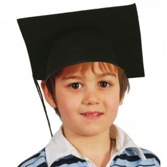Klobúky - Detská študentská čiapočka