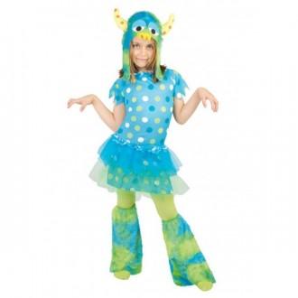 Kostýmy - Monštrum zelené