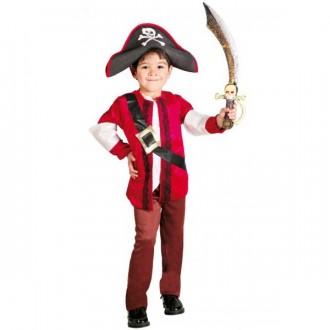 Kostýmy - Pirátsky kostým