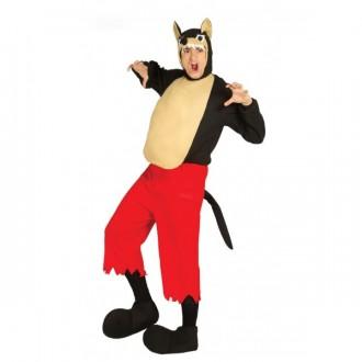 Kostýmy - Vlk - kostým