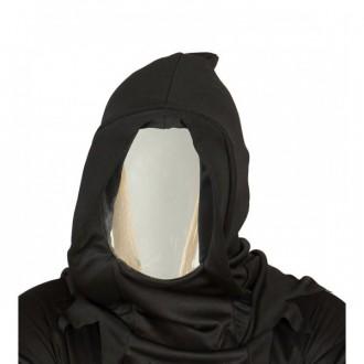 Halloween - Čierna kapucňa