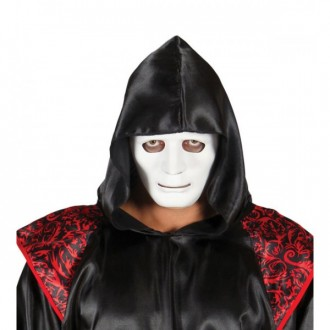 Halloween - Biela maska