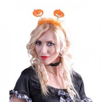 Halloween - Tekvice na spone